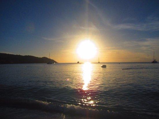 Île de Praslin, Îles Seychelles : Anse Lazio