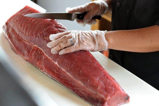 Desaki Restaurant: Tuna