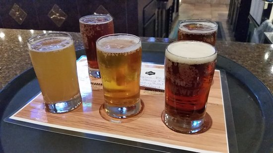 Farmington, Μιζούρι: beer flight