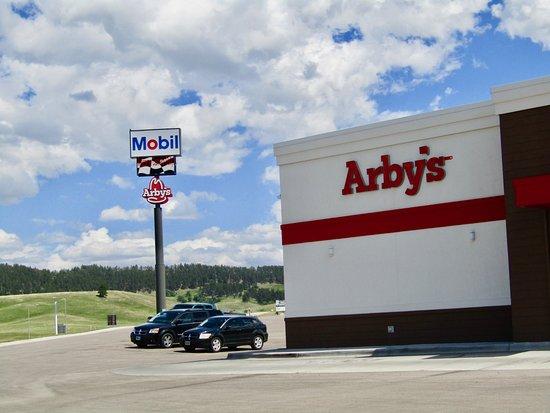 Sturgis, SD: Giant parking area