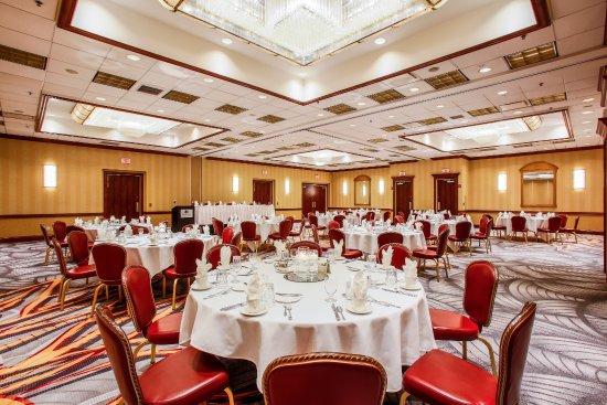 Alsip, IL: Evergreen banquet room