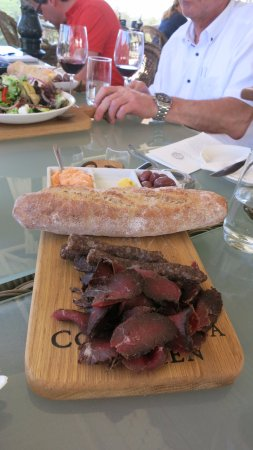 Constantia, South Africa: lokale specialiteit