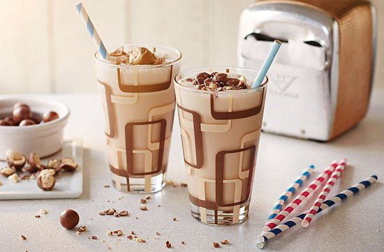 Opfikon, Suíça: Yummy Milkshakes :)