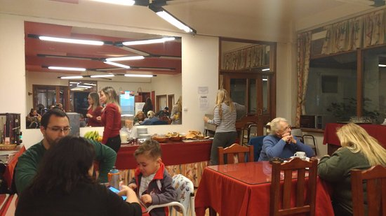 Hotel King's Bariloche: O refeitório
