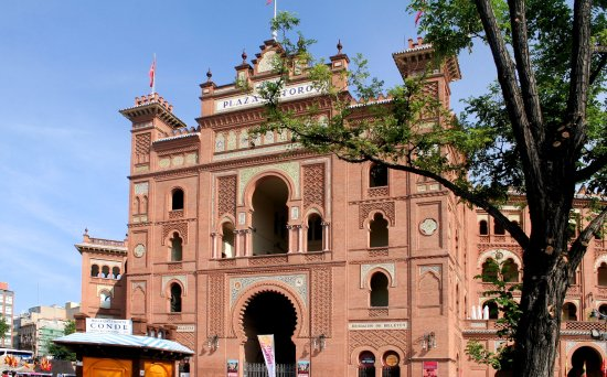 Las Ventas Tour Photo