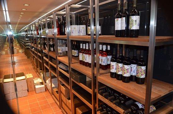Polpenazze del Garda, Italia: Weinverkauf