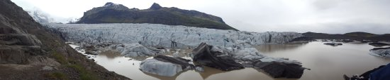 Svinafell (Svinafellsjokull) Glacier