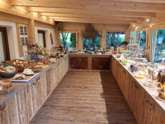 Frühstück Für Externe Besucher Bed Breakfast Denggenhof Söll