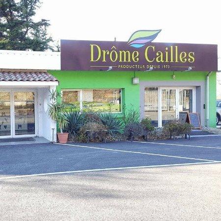 Drome Cailles