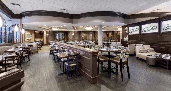 Galveston Island, TX: Blake's Bistro Dining Area