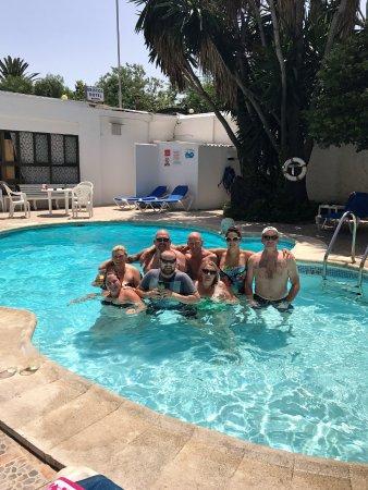 Bristol Hotel: Pool