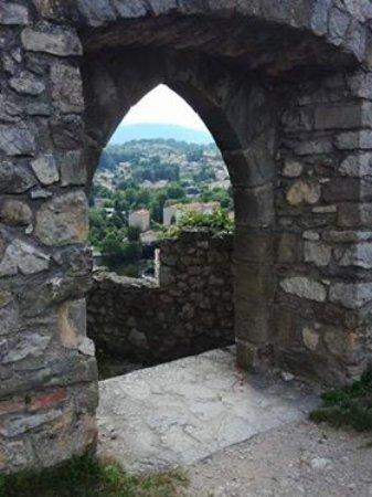 Foix, France: замок 5