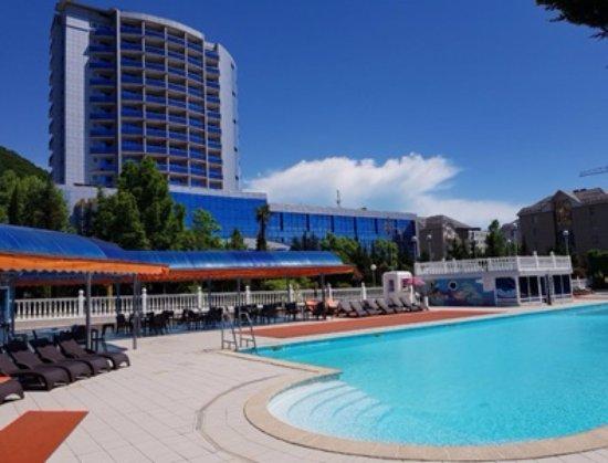 Hotel Gamma: 16 этажный отель Гамма