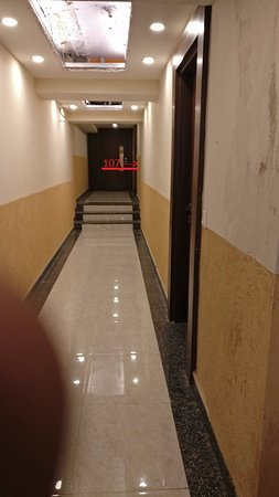 Hotel Hamers International: Way to the room