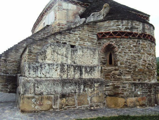Densus, Romania: The Church