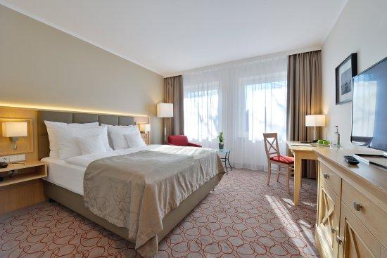 Best Western Premier Alsterkrug Hotel : Komfort Zimmer