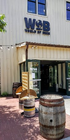 Exton, Pensylwania: Welcome to World of Beer