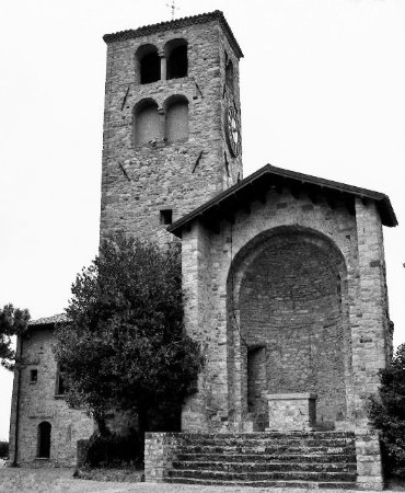 Pieve di San Colombano (Vernasca)