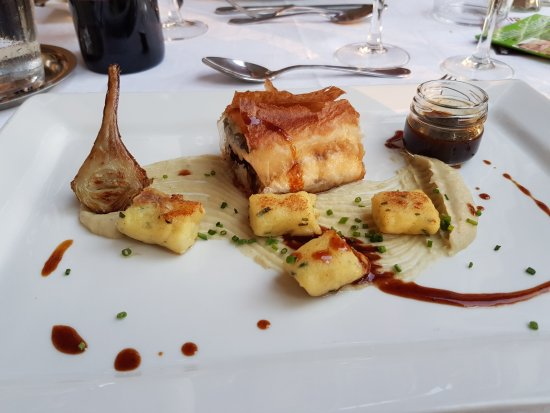 Challes-les-Eaux, France : repas parfait