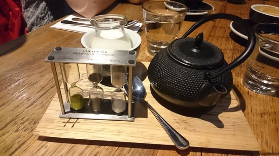 Greater Melbourne, Australia: Good morning tea