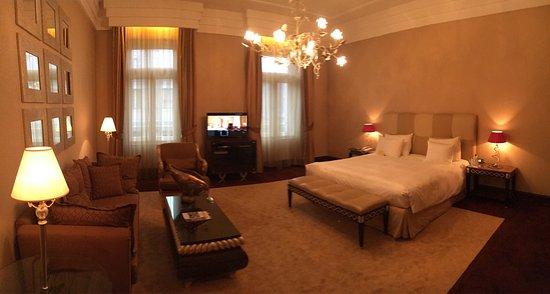 Interior is like a pleasure