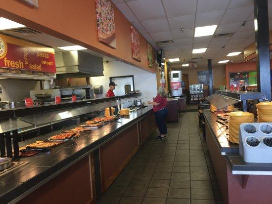 Russellville, AR: CiCis Pizza