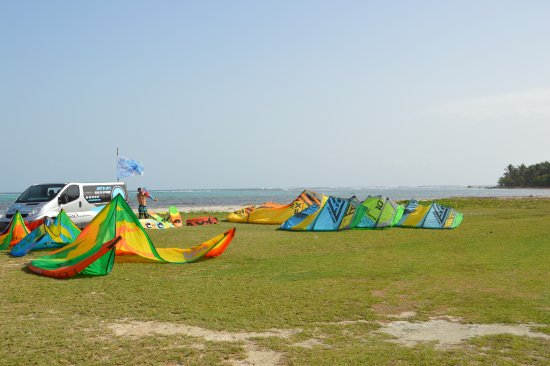 Just'in Kite : matos spot