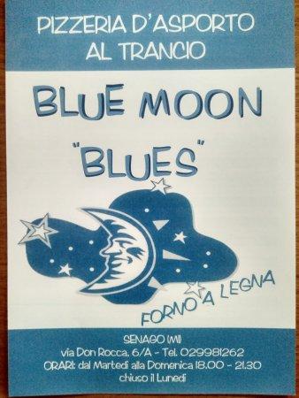 Senago, Italy: Pizzeria d'Asporto Blue Moon