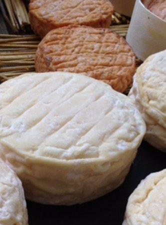 Peralada, Spanien: quesos