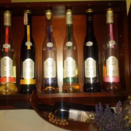 Nagykanizsa, Hongarije: scelta di grappe
