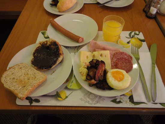 Hotel Atlantic: 豊富な朝食