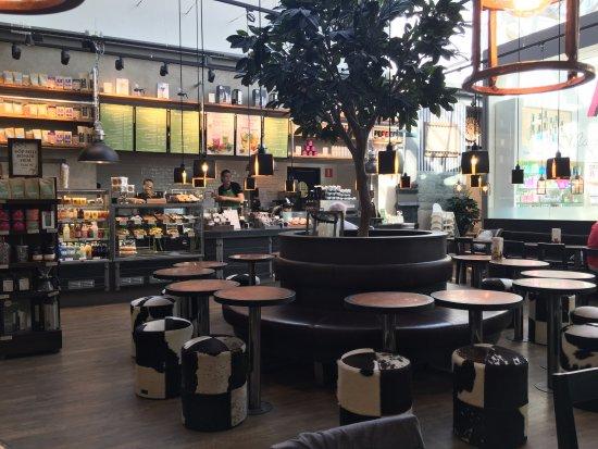 cafe uppsala öppettider