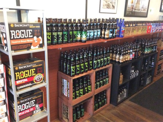 Rogue Ales Bayfront Public House : photo1.jpg