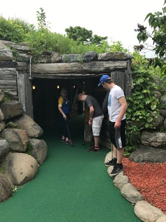 New Berlin, WI: The mine at Moreland Golf Center