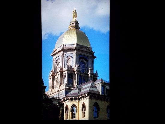 University of Notre Dame: Golden Dome