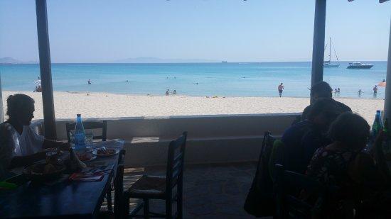 Μικρή Βίγλα, Ελλάδα: Mikri Vigla Restaurant