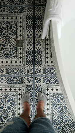 Chez Nous Love Their Tiles
