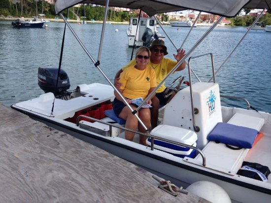 Sandys Parish, Bermudy: Ready for a super day on the water!