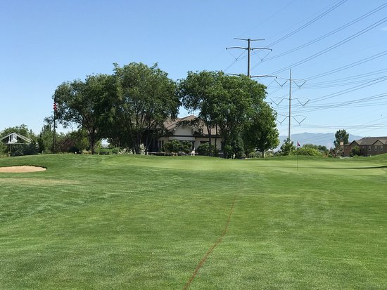 Sandy, UT: River Oaks Golf Course