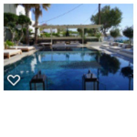 Bellonias Villas: Outdoor Pool