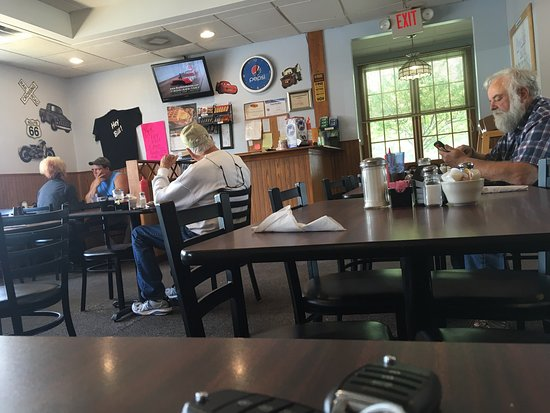 Rushville, IN: Park Restaurant