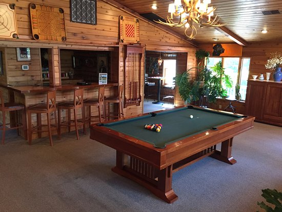 Lost River, WV: Recreation room
