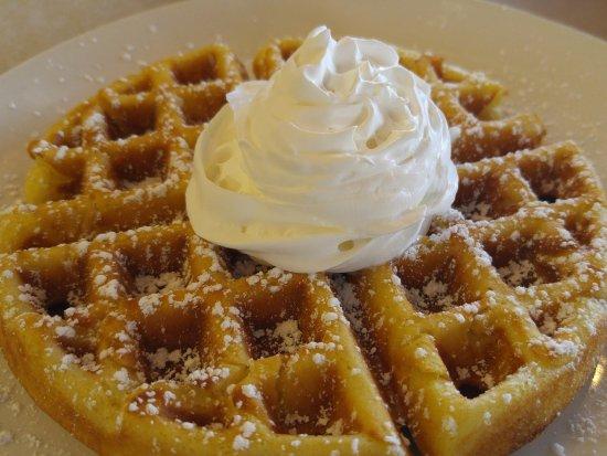 Quinlan, TX: Belgian waffle
