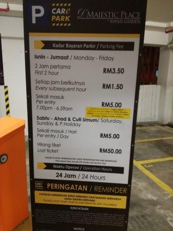 Img 20170625 231650 Large Jpg Picture Of D Majestic Place By Homes Asian Kuala Lumpur Tripadvisor