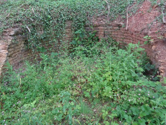 Lilleshall, UK: Another Limekiln