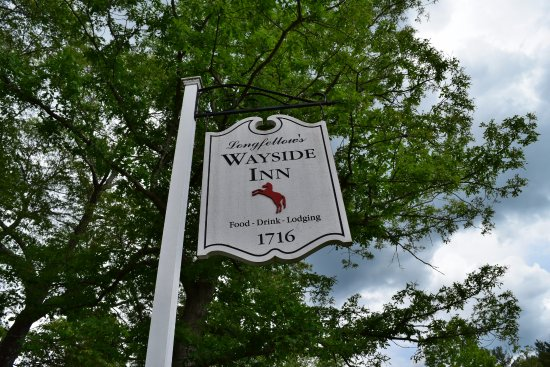 Longfellow's Wayside Inn لوحة
