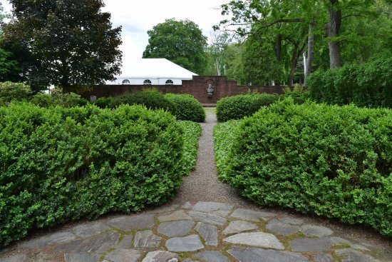 Longfellow's Wayside Inn: Longfellow's Rose Garden is a serene escape on our property!