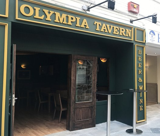Restaurant deals olympia