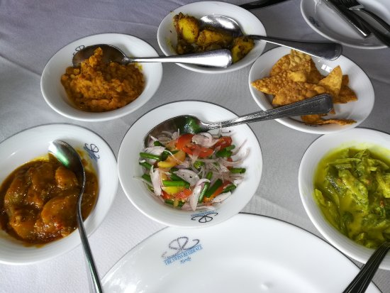 Michelle Tours: Sri Lankan Rice and Curry