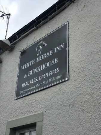 The White Horse Inn and BunkHouse